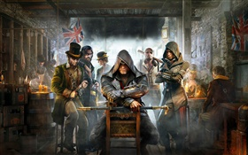 Assassins Creed: Syndicate HD Hintergrundbilder