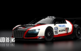 Need for Speed, Audi R8 LMS HD Hintergrundbilder