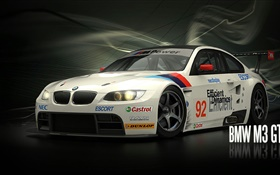 Need for Speed, BMW M3 GT2 HD Hintergrundbilder