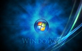 Windows 7 Glanz HD Hintergrundbilder
