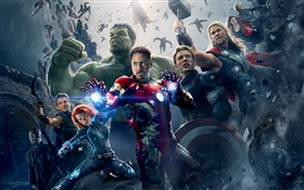 2015 Film Avengers: Age of Ultron HD Hintergrundbilder