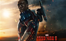 James Rhodes, Iron Man 3 HD Hintergrundbilder