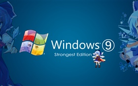 Windows-9 Strongest Ausgabe