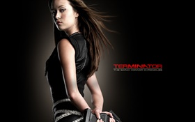 Summer Glau, Terminator: The Sarah Connor Chronicles, Fox TV-Serie HD Hintergrundbilder