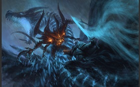 Warcraft Spiele, Blizzard, Heroes of the Storm HD Hintergrundbilder