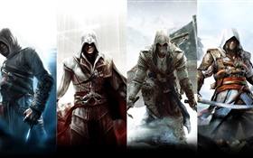 Assassin's Creed, Charaktere HD Hintergrundbilder